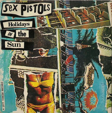 Holiday In The Sun Sex Pistols