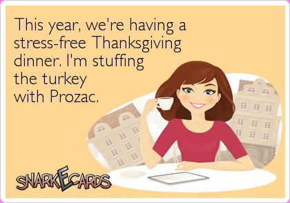 Image result for thanksgiving stress