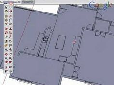 Howto Use Google Sketchup To Import A Dwg And Then Build Up Walls