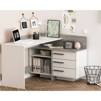 Earl Writing Desk Corner Writing Desk Writing Desk Bedroom Desk