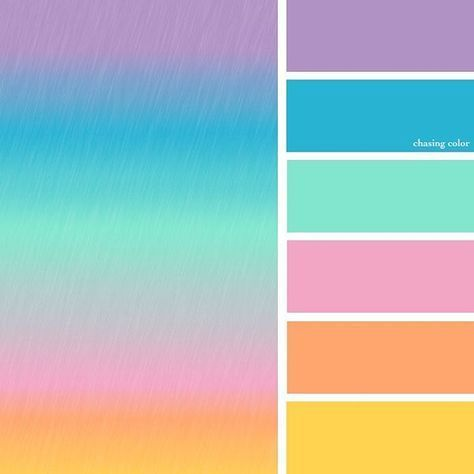 Fantastic Images Color Palette Rainbow Popular Color Palette