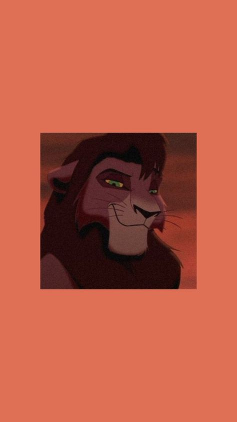 Kovu aesthetic wallpaper ¦ The Lion King 2