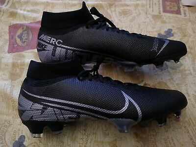 Advertisement Ebay Nike Mercurial Superfly 7 Pro Fg Men S Soccer Cleats Black At5382 001 Size 10 Mens Soccer Cleats Mens Soccer Cleats