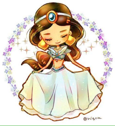 Jasmine. Disney Dreams. JJ.