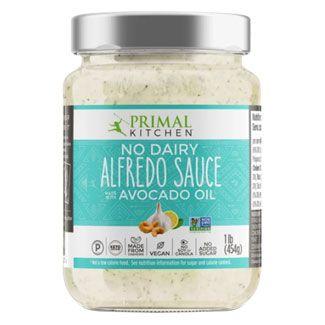 No Dairy Alfredo Sauce By Primal Kitchen In 2020 Primal Kitchen Alfredo Sauce Alfredo