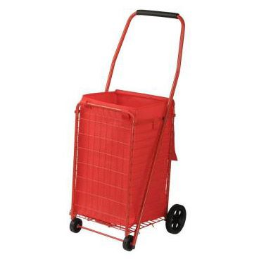 Edsal Collapsible Steel Shopping Cart Fsc4021 In 2020 Folding