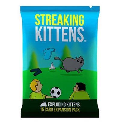 Streaking Kittens Second Expansion Of Exploding Kittens Now 3 99
