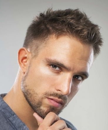 Short Hairstyles For Men With Thinning Hair Models Thin Hair Men