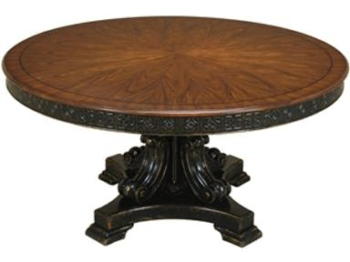 Maitland Smith Dining Table Round 8108 35 60 Dining Table