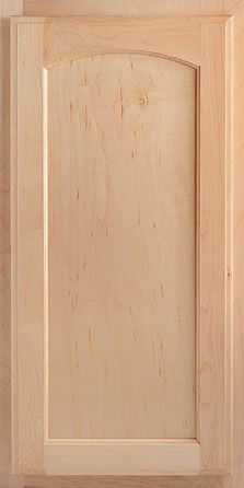 Merillat Classic® Spring Valley Arch  Maple Wood, Natural Finish