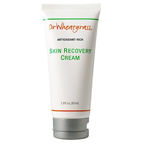 Dr Wheatgrass Skin Recovery Cream Review Wheat Grass Skin Cream