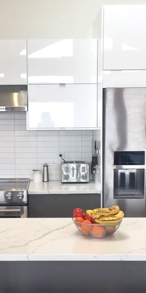 Custom Fronts For Ikea Kitchen Cabinets High Gloss Kitchen Cabinets Kitchen Cabinets Fronts Kitchen Flooring