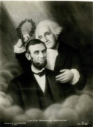 Show Me A Picture Of Abraham Lincoln