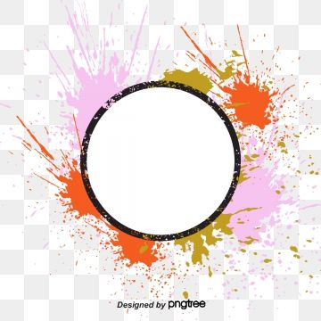 Background Color Ink Vector Title Red Pomo Header Background