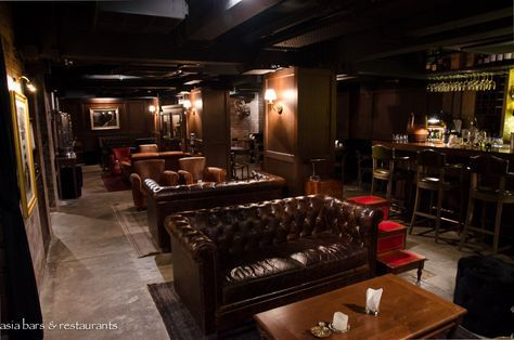 gentlemen\'s club interior - Google Search in 2019 | Small ...