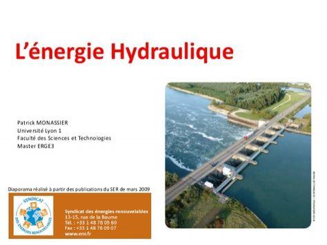 243 best Géo 213  Énergie de lu0027eau (fleuves torrents) images on - consommation energetique d une maison