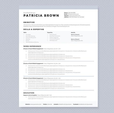 16 Best Resume Templates Images On Pinterest Resume, Cv Resume   Knock Em  Dead Cover  Knock Em Dead Resumes