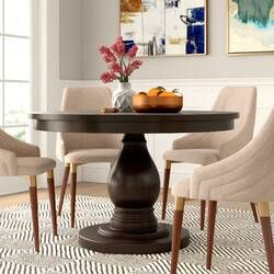 Magaw Solid Wood Dining Table Reviews Joss Main Dining