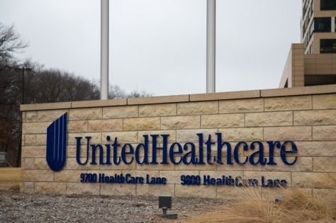 The Nation S Largest Health Insurer Unitedhealth Group Has