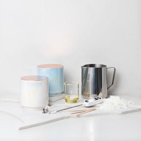 Glow Duo Candle Making Kit - TOOLS