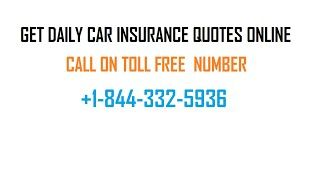 1 Dollar A Day Car Insurance Near Me 8211 New Jersey Nj