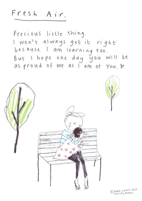 I Illustrate What It's Like To Become A Mother (15 Pics) | Bored Panda