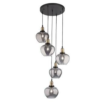 Neher 5 Light Led Cluster Pendant Cluster Pendant Master Bedroom Lighting Light