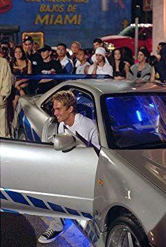 Paul Walker In 2 Fast 2 Furious 2003 Paul Walker Paul Walker