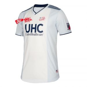 check out 5e1bf e350a New England Revolution 19/20 Wholesale Away Cheap Soccer ...