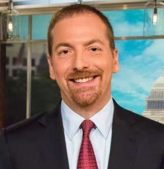 Msnbc S Chuck Todd Chuck Todd Chucks How To Memorize Things