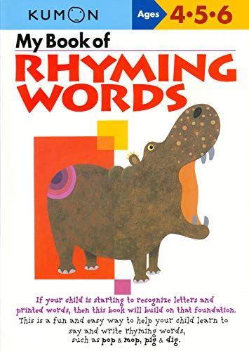Download My Book Of Rhyming Words Kumon Workbooks Pdf For Free Ebooks Online My Book Of Rhyming Words Kumon Workbook In 2020 Rhyming Words Kumon Rhyming Activities