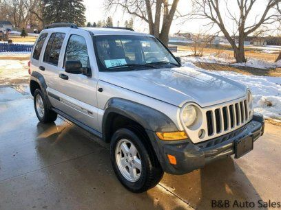 Used 2006 Jeep Liberty 2wd Sport Jeep Suv Cars For Sale Jeep