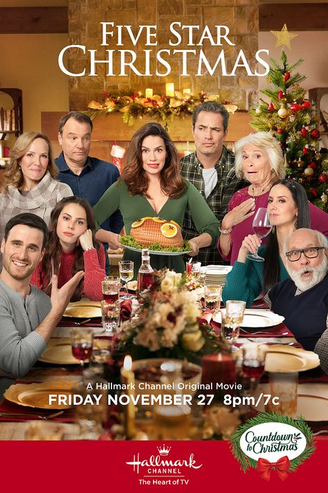 2020 Hallmark Christmas Movie Posters