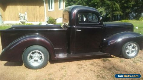1940 Ford Pickup Ford Pickup Forsale Canada