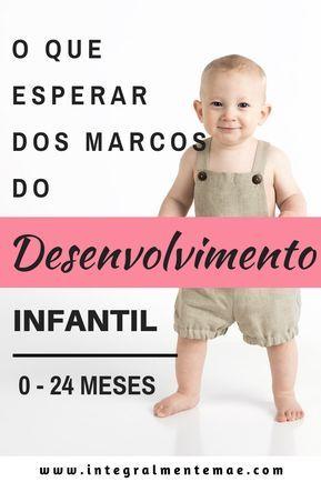 Marcos De Desenvolvimento Infantil De 0 24 Meses O Que Esperar
