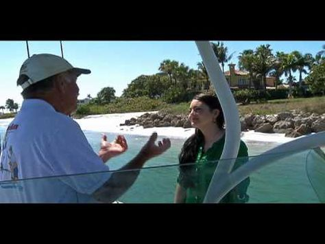 This video is part of Sarasota County's Be Floridian Campaign. Capt. Jonnie Walker talks about the health of Sarasota Bay with Amanda Dominguez.