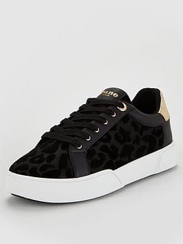 Sports trainers, Leopard print trainers