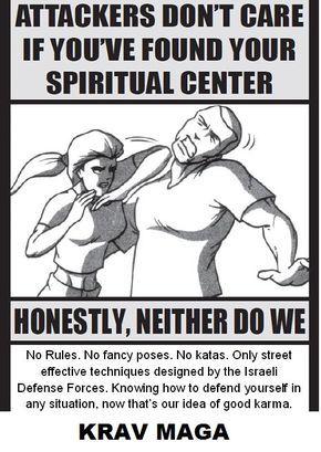 Israeli Martial Arts Krav Maga As A Post Shtf Self Defense