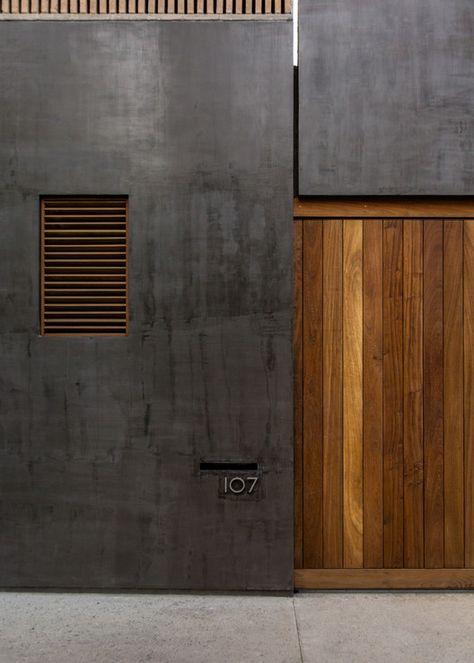 Garagentor holzoptik  113 best Details images on Pinterest | Architecture details ...