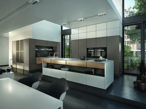 13 besten siematic pure collection bilder auf pinterest küchen design küchen und moderne küchen