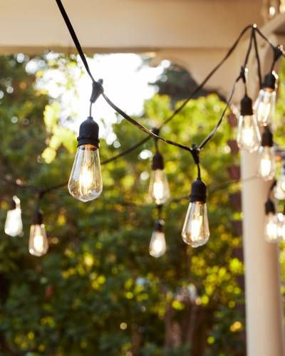 Outdoor Led Café Lights Dream House B Y In 2019