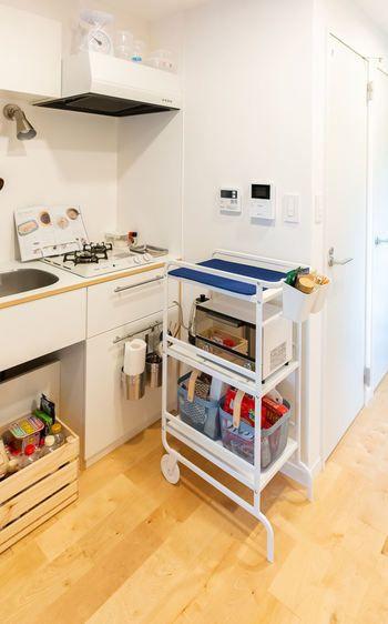 小さいキッチンが使いやすくなる工夫 料理好きさんのアイデアとは