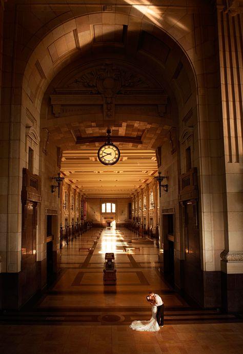 Union Station Kansas City Wedding Venues And