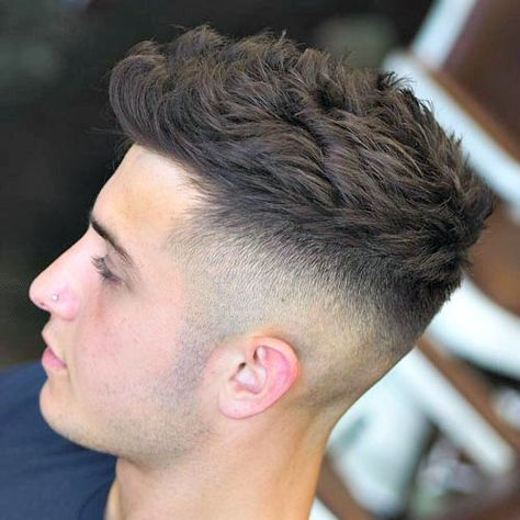 27 Disconnected Undercut Haircuts + Hairstyles For Men (2019