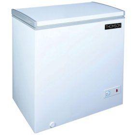 Thomson Chest Freezer 9 0 Cu Ft Chest Freezer Freezer