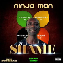 Ninja Man Shame Feat Ninja Man Listen On Deezer Reggae New Music Music