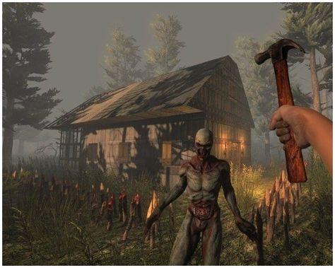 7 Days To Die Release Date Game Slammed For Poor Graphics 7