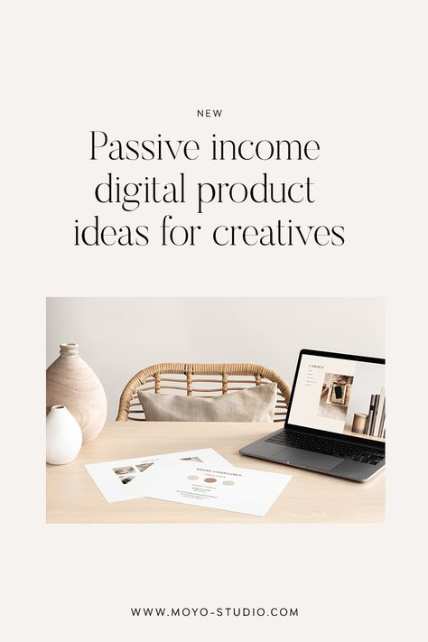 Part 2: Passive Income Digital Product Ideas for Creatives