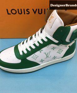 Louis vuitton high tops, Fake shoes