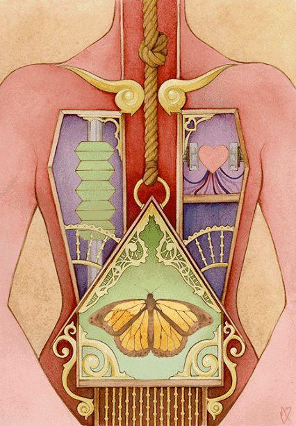 """""""Un nodo alla gola, il fiato pesante, il cuore che palpita e lo stomaco che sfarfalla, questo è l'amore."""""""